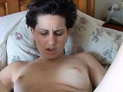 Amateur lesbian girls make a private sex tape