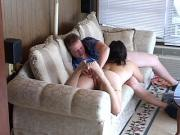 Voyeur nanny cam daughter that